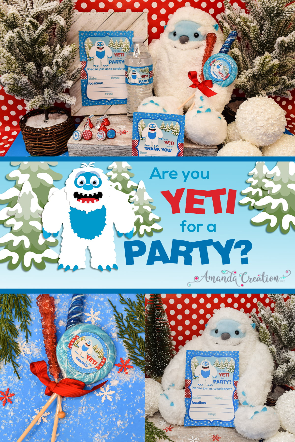 yeti party supplies