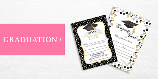 Shop Graduation Party Supplies