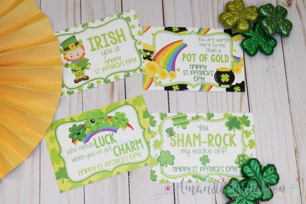 Clever St. Patrick's Day Cards