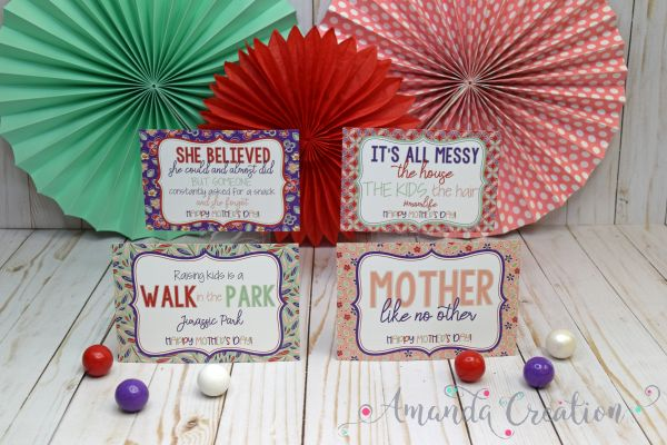 Mothers Day Postcards