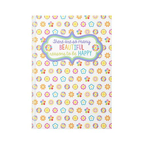 So Many Reasons to Be Happy Hardcover Journal